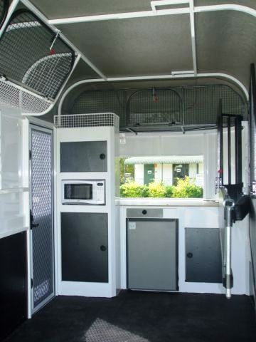 WeekenderHorse Camper by Writco Floats and Trailers