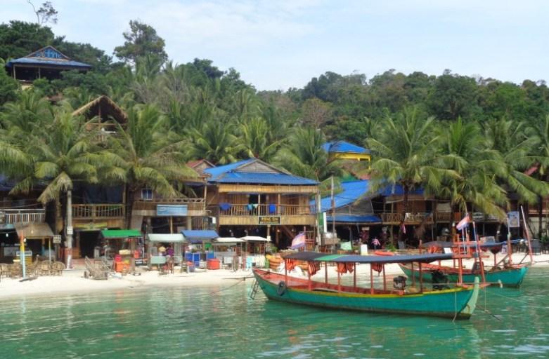Koh Rong – rajska wyspa Kambodży