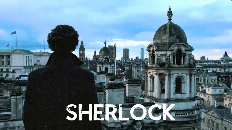 Londyn tropem Sherlocka