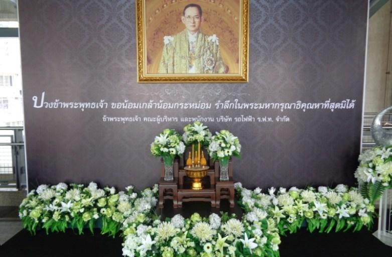 Śmierć króla Bhumibola. Tajlandia w żałobie