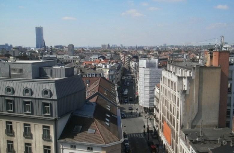 Bruksela okiem turysty