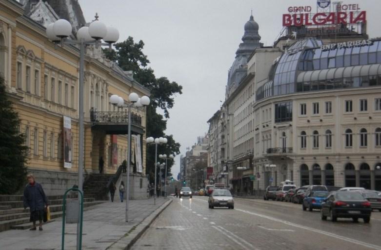 Sofia – bułgarska antypatia