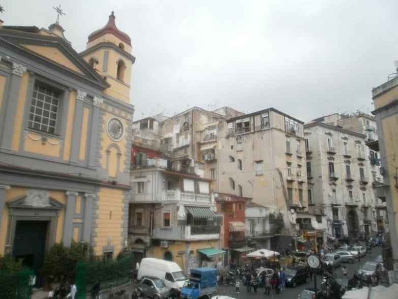 mafia i narkotyki w neapolu