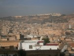 Fez - wizyta w białym mieście