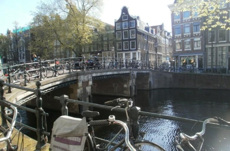 Amsterdam okiem turysty