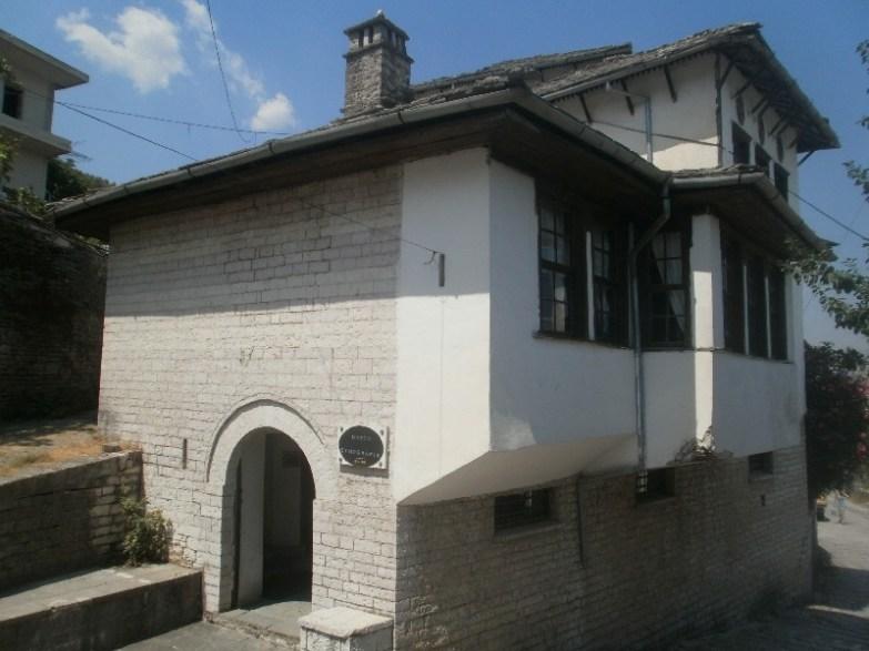 Dom rodzinny Envera Hodży w Gjirokaster
