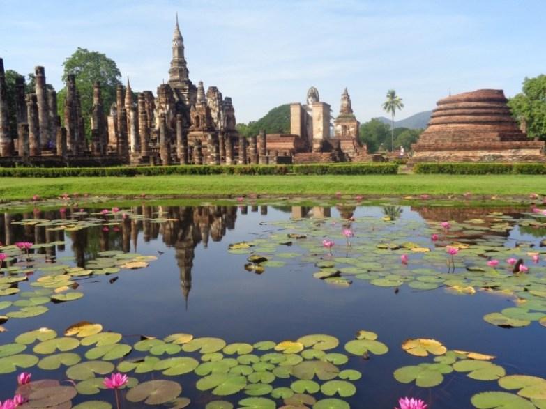 Sukhothai świątynia