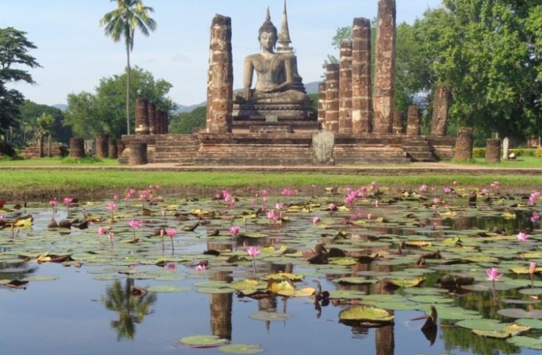 Sukhothai – tajlandzka wersja kompleksu Angkor