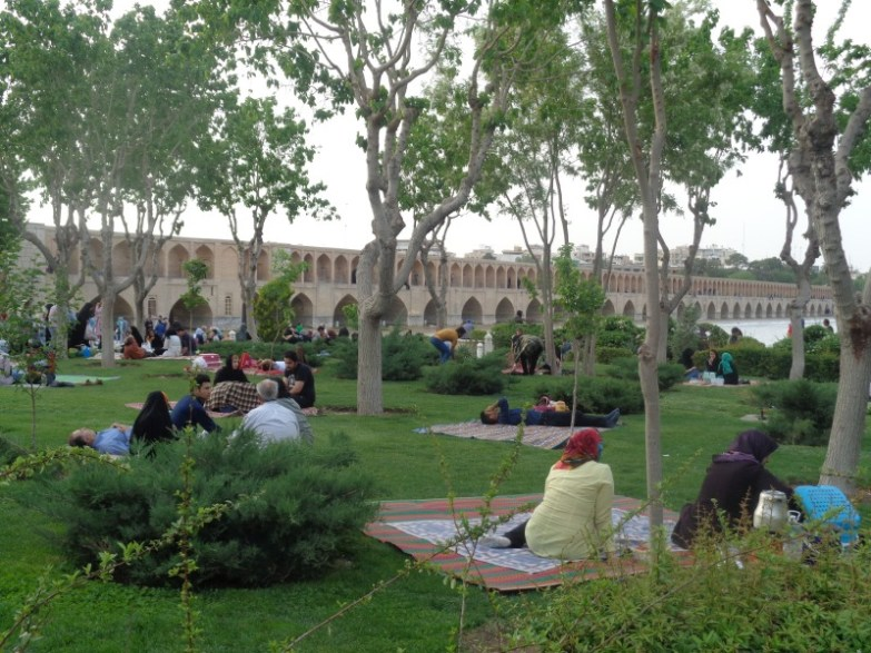 Iran pikniki
