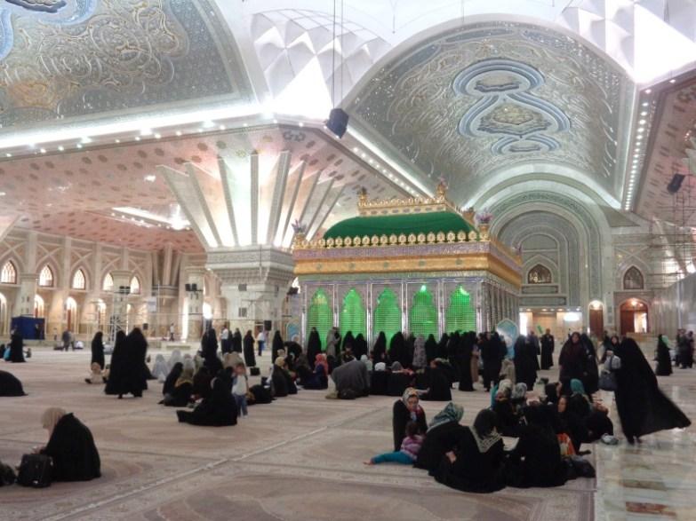 Mauzoleum Chomeiniego Teheran