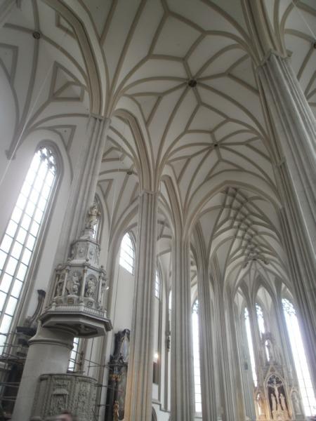 Brno kościół św. jakuba