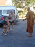 Podryw mnicha