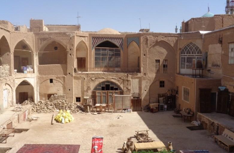 Kaszan – słomiane miasto Iranu
