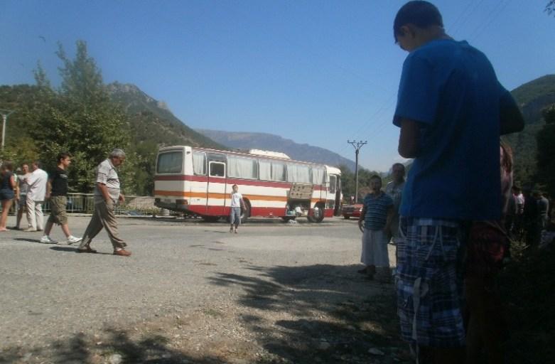 transport w albanii