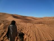 Przeprawa przez pustynię w Maroku