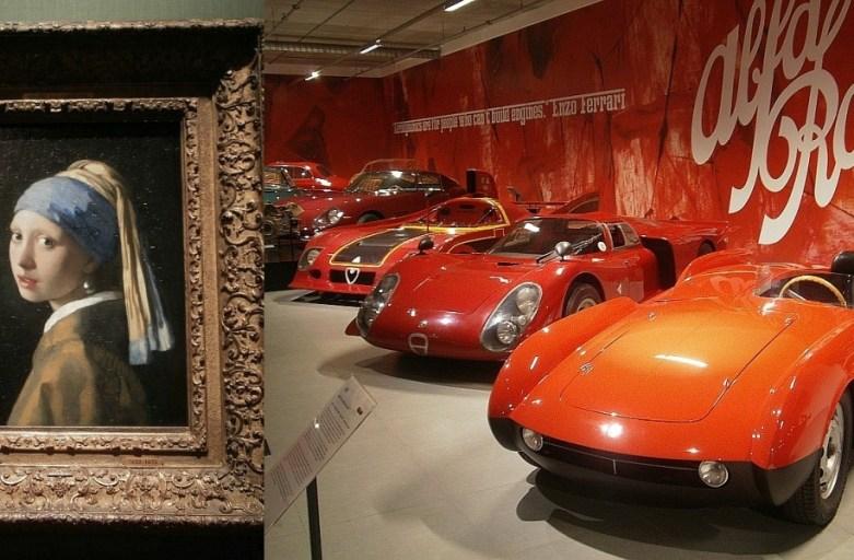 muzea w hadze