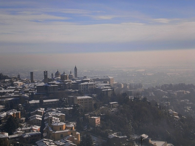 Zimowe Bergamo - jeszcze piękniejsze niż zwykle