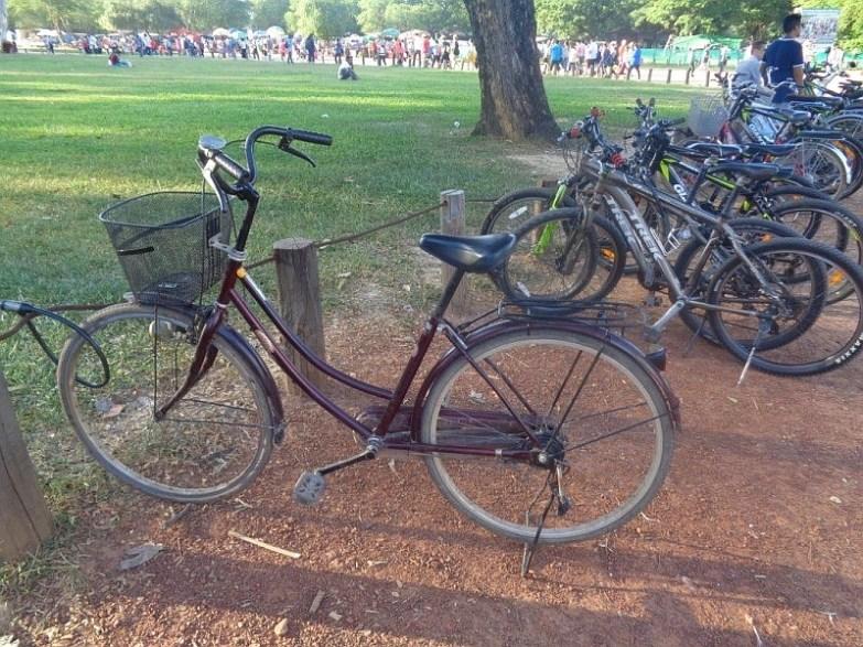 zwiedzanie angkor rowerem