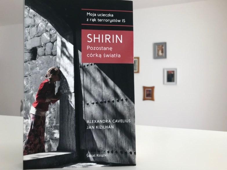 shirin. pozostanę córką światła