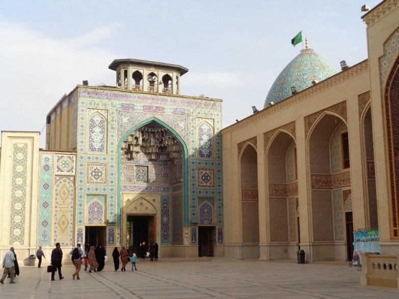 sanktuarium w sziraz