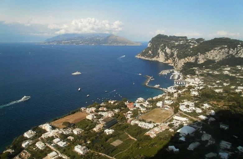 Królowa Capri – luksusowa wyspa Włoch