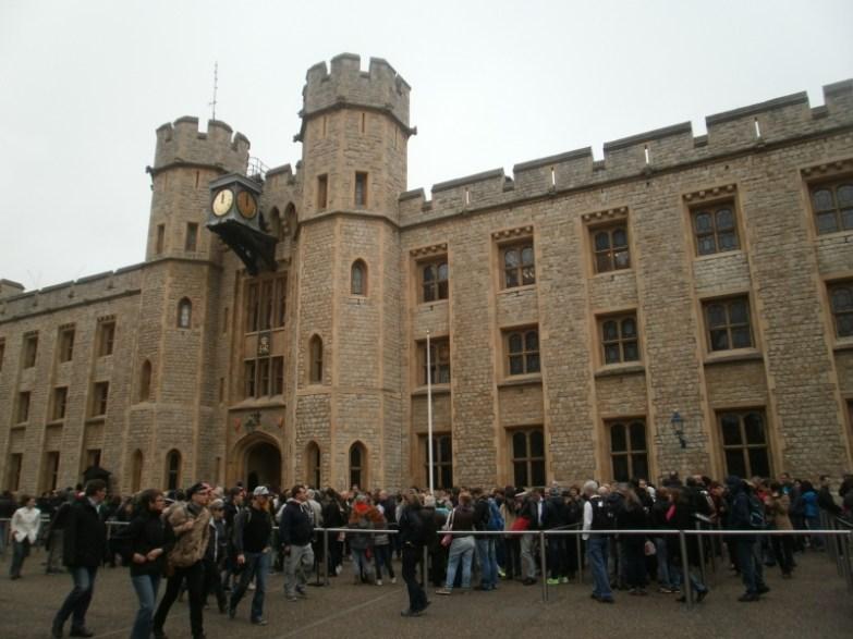 tower of london skarbiec