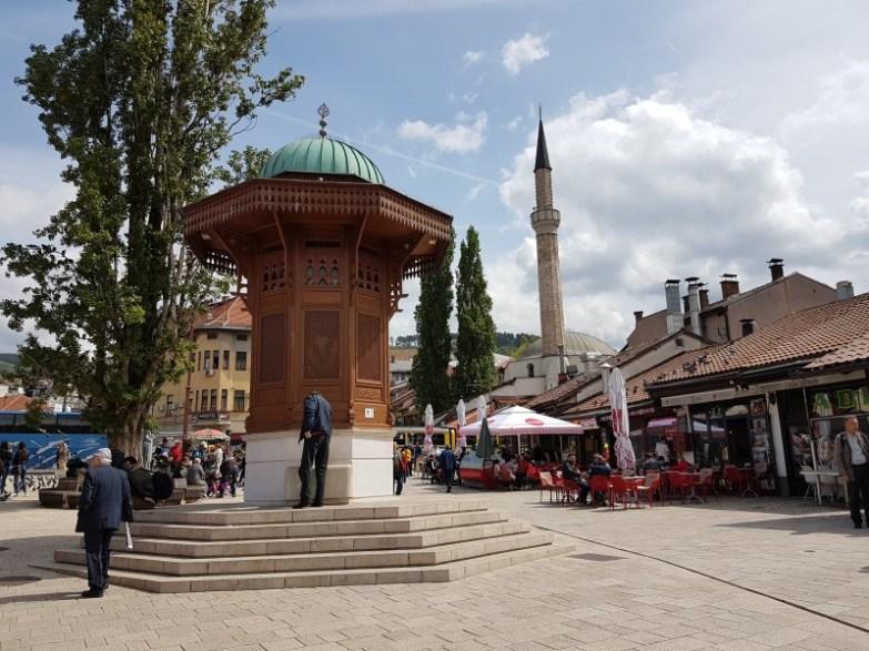 Sarajewo stare miasto