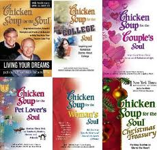 Mom Writers Join the Chicken Soup Series for Fall