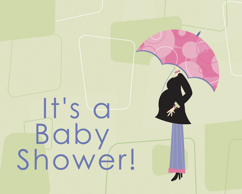 What To Write In A Baby Shower Card Invitation