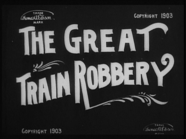 the great train robbery essay It's not very often that we celebrate the 110th anniversary of a film when the great train robbery debuted in december of 1903, henry ford had recently sold his first car, the boston americans had just won the first modern world series, and theodore roosevelt was president of the united states.