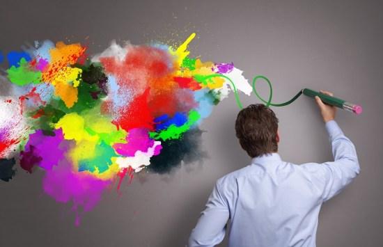Creativity, creative thinking, creative writing
