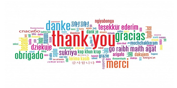 Thanking People on National Thank You Month