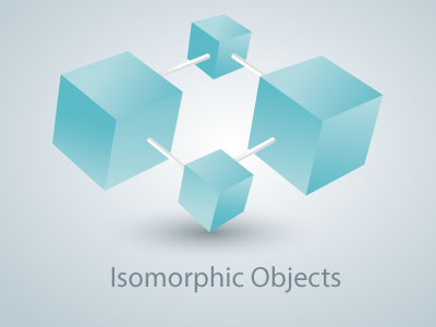 Mathematical Isomorphic Objects: Definition and Basic Application
