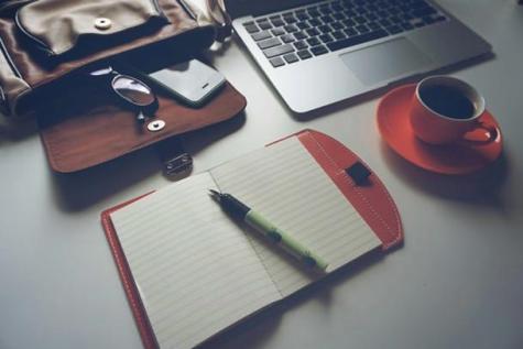 Computer for blogging