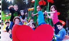 "We ""Heart"" the New Parks Plan"