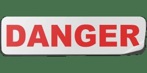 social media poses danger