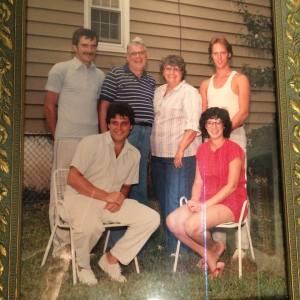 Ricks whole family