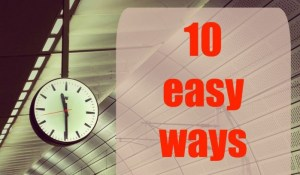 """10 """"Platform Building"""" Things You Can Do When You've Caught Writers Block"""