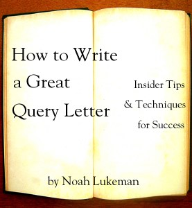 Writing a query letter? Check out this free e-book!