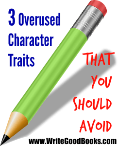 You're supposed to create interesting, flawed characters with compelling back-stories. The last thing you want is for a rejection letter to tell you that you have flat, dull characters.
