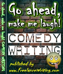 Writing comedy? Check out this free ebook!