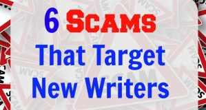 Six Writing Scams To Look Out For