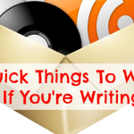 3 Quick Things To Watch For If You're Writing YA