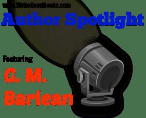Author Spotlight: G. M. Barlean