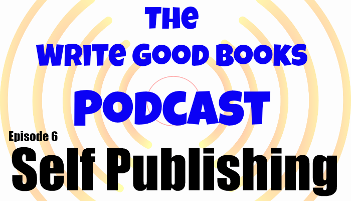 In this episode of the Write Good Books Podcast, Scott shares what he learned from self publishing his first book.