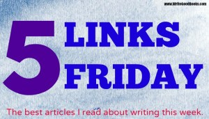 The best articles about writing I read this week.