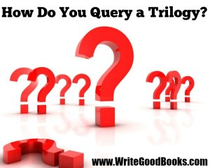 Pitching or querying a single novel is hard enough. But what if you have three?