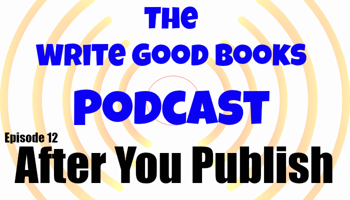 In this episode of The Write Good Books Podcast, Scott and Jason discuss finding a balance between promoting your first book while writing your next one.