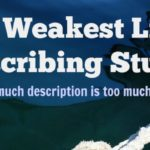 My Weakest Link: Describing Stuff