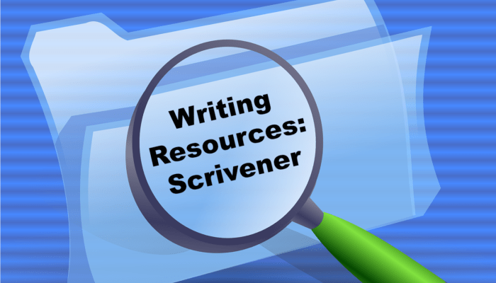 Writing Resources: Scrivener